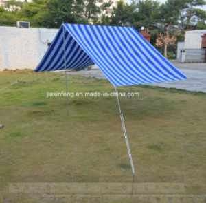 Outdoor Galvanized Steel Stripe Cotton Beach Sun Tent pictures & photos