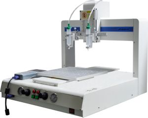 Automatic UV Glue Dispensing Machine Applied to Electronics Coating pictures & photos