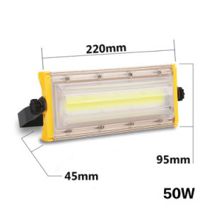 Newest Style Outdoor 50W/100W/150W LED Flood Light pictures & photos