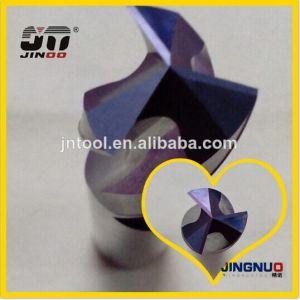 Jinoo 3flutes Solid Carbide Drill Bits pictures & photos