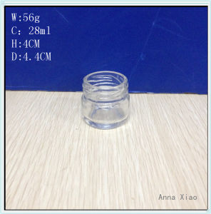 Small Size Glass Honey Jars 25ml pictures & photos