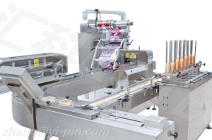 Automatic Material Packing Line Food Packing Machine with Box Packaging Machine pictures & photos
