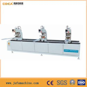 Door Welding Machine for PVC pictures & photos