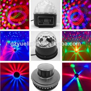 Mini Disco Ball LED Crystal Ball Light Christmas Party Light pictures & photos