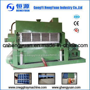 Recycled Egg Tray Paper Egg Carton Egg Box Machine with CE pictures & photos