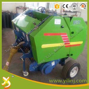 Tractor Round Hay Baler, Mini Round Hay Baler pictures & photos