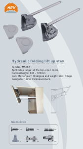 Hydraulic Folding Lift up Stay (M5183) pictures & photos