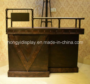 Classical Cash Desk, Checkout Counter, Cash Table pictures & photos