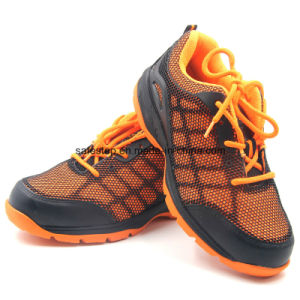 Fashion Design Kpu Upper Industrial Safety Footwear pictures & photos