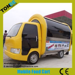 Mobile Food Trailer for Vending Breakfast pictures & photos