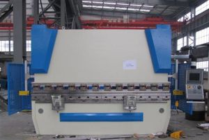We67k Series CNC Synchro Hydraulic Press Brake Machine pictures & photos