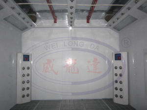 Water Based Car Spray Booth with Germany Quality Wld8400 pictures & photos