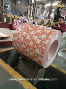 Prepainted Galvanized Steel Coil 600/800/820mm Width PPGI with Many Color pictures & photos