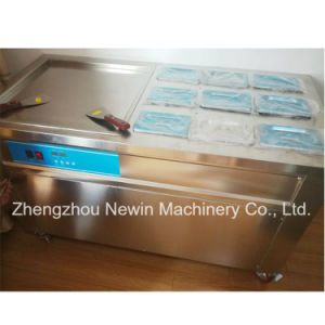 Single Pan Ice Cream Roll Maker Machine with 9 Toppings pictures & photos