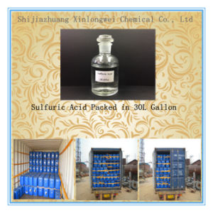 Sulfuric Acid 98% pictures & photos