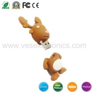 Wapiti Custom Shaped USB Promotional Flash Memory pictures & photos