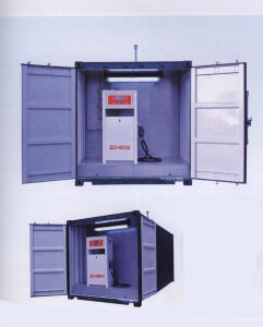 Zcheng Mobile Station with Fuel Dispenser pictures & photos