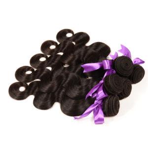8A Grade Virgin Unprocessed Human Hair 4 Bundles Wavy Brazilian Body Wave Remy Virgin Brazillian Hair pictures & photos