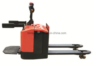Full Electric Pallet Truck (electric steering) pictures & photos