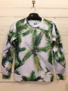 Coconut Tree Natural Scenery Shirt pictures & photos
