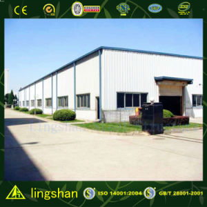 Lingshan Structural Steel Fabrication in Saudi (L-S-122) pictures & photos