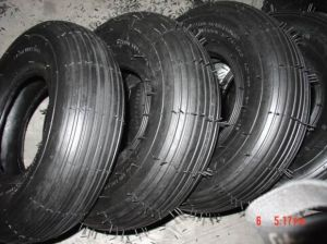 Wheelbarrow Tire and Tube pictures & photos