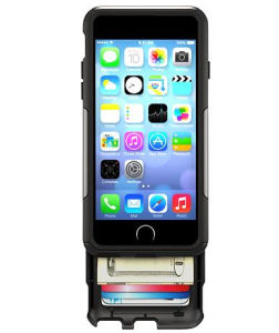 Commuter Series Wallet Mobile Phone Case for Apple iPhone 6