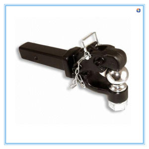 Receiver Mount Pintle Hook with Hitch Ball by Forging pictures & photos