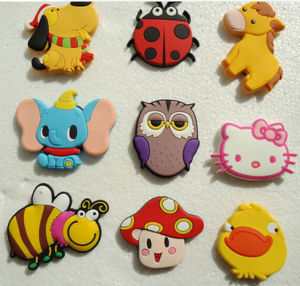 Cute Cartoon Animals Resin Fridge Magnet for Home Decoration pictures & photos