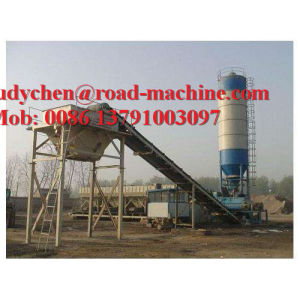 Mini Hzs25 Concrete Mixer Concrete Mixing Plant pictures & photos