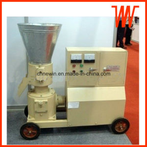 Manufacture CE Approved Plat Die Wood Pellet Mill pictures & photos