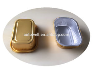 Aluminum Container, Airline Plasic Foil Container pictures & photos