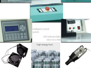 High Power Ultrasonic Plastic Welding Machine pictures & photos