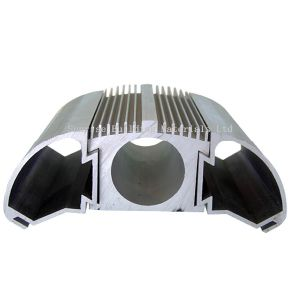 Fabricated Industrial Aluminum Extrusion pictures & photos