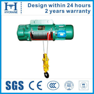 Electric Wire Rope Building Hoist Lifting Equipment Chain Block