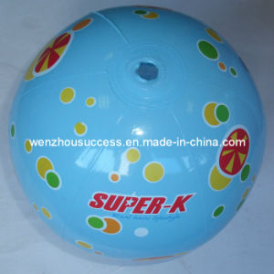 PVC Inflatable Beach Ball for Adverstising pictures & photos