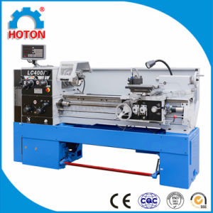 Universal Horizontal High Precision Metal Gap bed Lathe machine (LC400A) pictures & photos