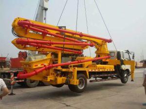 Xiniu 22m, 25m, 28m, 32m, 37m Small Concrete Pumps for Sale pictures & photos