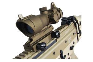 Acog Type 1x32 Tactical Red/Green DOT Sight Gun Scope (WS20611DE)