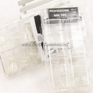 Aquarium Nail Art Tips with Syringe Manicure Products (NT19) pictures & photos