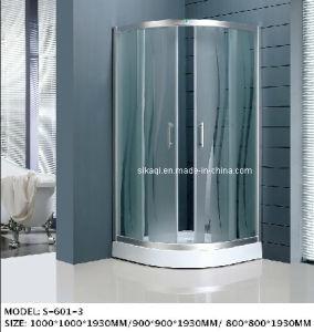 Acid Etched Shower Enclosure with En 14428 Certificates. pictures & photos