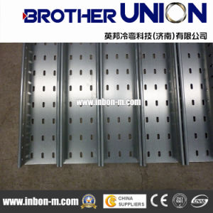 Automatic Galvanized Steel Cable Tray Cold Roll Forming Machine pictures & photos