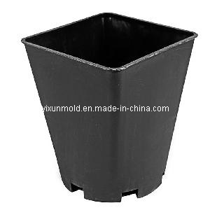 High-Precision Flowerpot Plastic Injection Mold pictures & photos