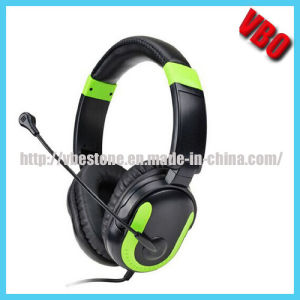 Hot Sale Computer Headphone PC Stereo Headphone (VB-8142M) pictures & photos