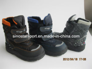 New Design High Quality Winter Boots Fashion Snow Boots (HLSB23)
