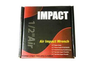 Cordless Impact Wrench 1/2 Air Wrench Impact Gun pictures & photos