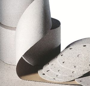 Hook & Loop Abrasive Disc (White Front Color)