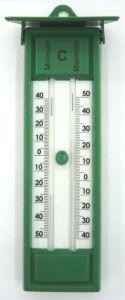 Maximum & Minimum Glass Mercury Thermometers (LX-101) pictures & photos