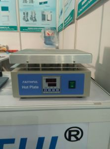 Hot Plate with LCD Screen Digital Type Sh-5c Ce Certificate pictures & photos