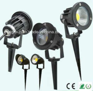 Insert Ground LED Lamp and Grass Light with Green Light pictures & photos